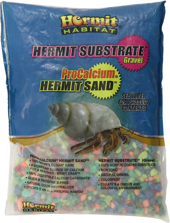 Hermit Al sold out. Ranking TOP16 Habitat Terrarium Substrates Rainbow Neon 2-Pound