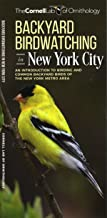 Backyard Birdwatching in New York City: An Introduction to Birding and Common Backyard Birds of the New York Metro Area (Wildlife and Nature Identification)