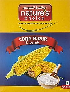 Natures Choice Corn Flour, 400 gm