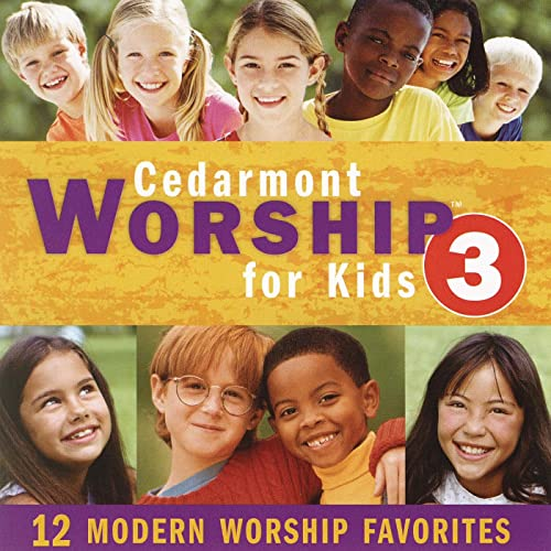 Shout to the Lord (Split Track Format) by Cedarmont Kids on