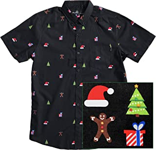 Official Molokai Button up Slim Fit Hawaiian Short Sleeve Shirts