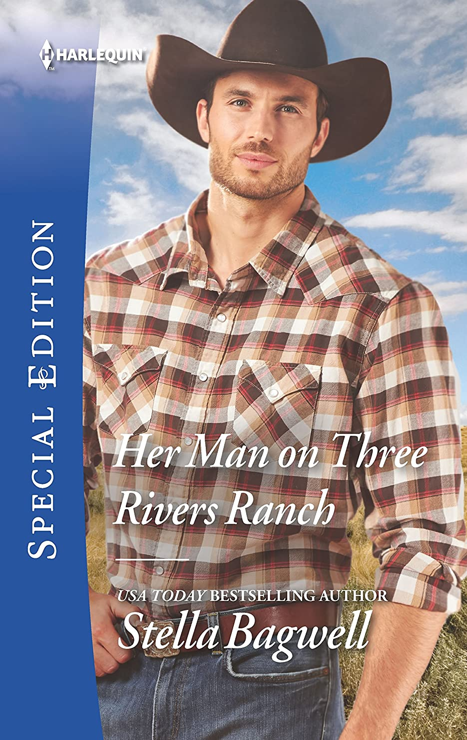 ドラム馬鹿霧Her Man on Three Rivers Ranch (Men of the West Book 2612) (English Edition)