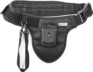 Movo MB800sistema de cinturón para cámara con liberación rápida placa de montaje–para cámaras réflex digitales y cámaras sin espejo