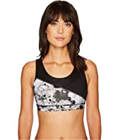 Ivanka Trump - Printed Color Block Sports Bra