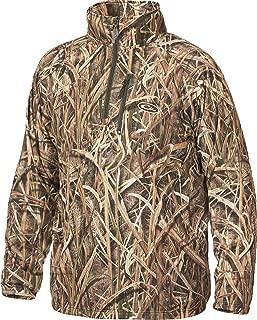 MST BreathLite 1/4 Zip Pullover (Mossy Oak Shadow Grass Blades) (Large)