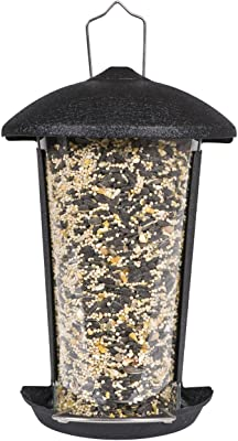 Perky-Pet 101-5 Wall and Post Mount Wild Bird Feeder