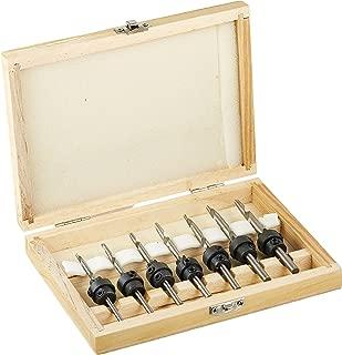 6-Piece Pit Bull CHIAU0600 9-Inch Auger Drill Bit Set