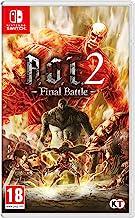 Attack on Titan 2: Final Battle - Nintendo Switch