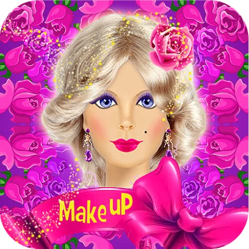 Muñeca Barbie maquillaje, peinado y vestir Moda Top Model princesa Girls