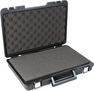 True Position Tools - Universal Hard Carrying Case with Premium Kaizen Pick and Pluck Foam - Protects Electronics, Tools, ...