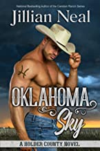 Oklahoma Sky: Holder County Book 1, older man/younger woman hot contemporary western romance (Holder County Series)