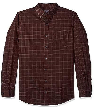 Van Heusen Big and Tall Traveler Stretch Non Iron Long Sleeve Shirt