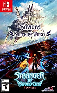 Saviors of Sapphire Wings/Stranger of Sword City Revisited forNintendo Switch