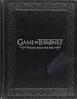 Game of Thrones Art Book (GAME OF THRONES VISUALS FROM THE RPG)