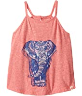 Lucky Brand Kids - Elephant Tank Top (Toddler)
