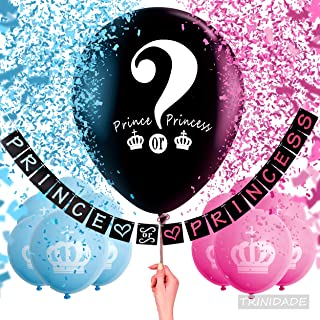 prince or princess gender reveal party