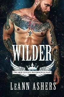Wilder (Grim Sinners MC Book 2)