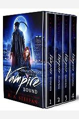 Vampire Bound: Complete Series, Books 1-4 (Last Vampire World Book 2) Kindle Edition