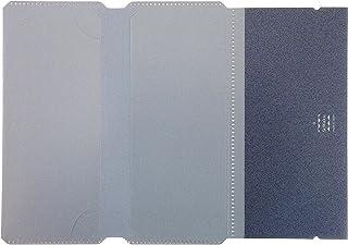 SciKaku ブックカバー(ポケットタイプ専用) (ブルー)