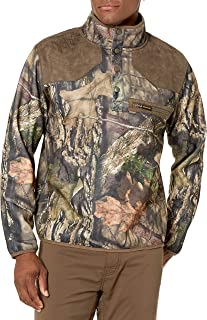 Nomad mens Slaysman Camo Pop Over | Pullover With Scent Suppression & Water Resistance