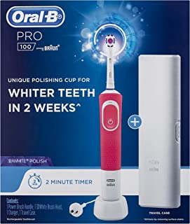 Oral-B Pro 100 3D White Polish Electric Toothbrush