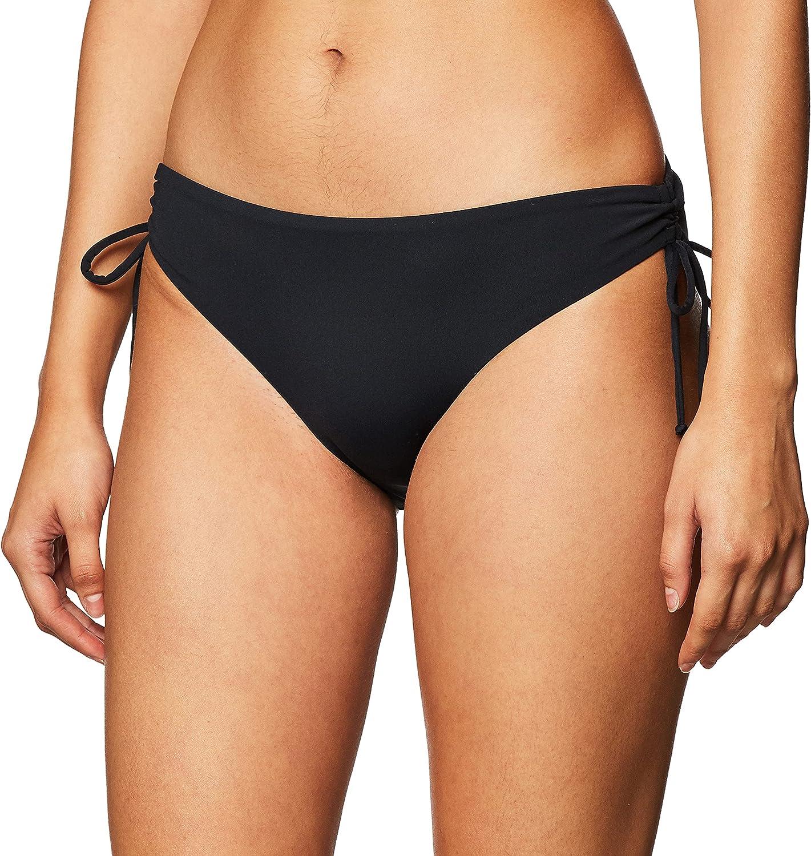 Roxy Women's Standard Solid Beach Classics Full Bikini Bottom