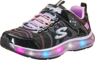 Skechers Kids' Light Sparks Sneaker