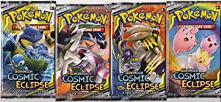 Sun Moon Cosmic Eclipse Single Booster Pack - 10 Cards - Pokemon Cards