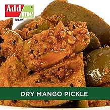 Add Me Home Made Dry Mango Pickle Less Oil, 500gm Aam ka Achar