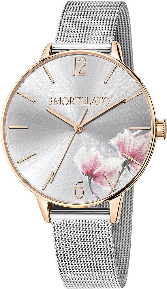 Morellato orologio da donna in acciaio inossidabile R0153141526