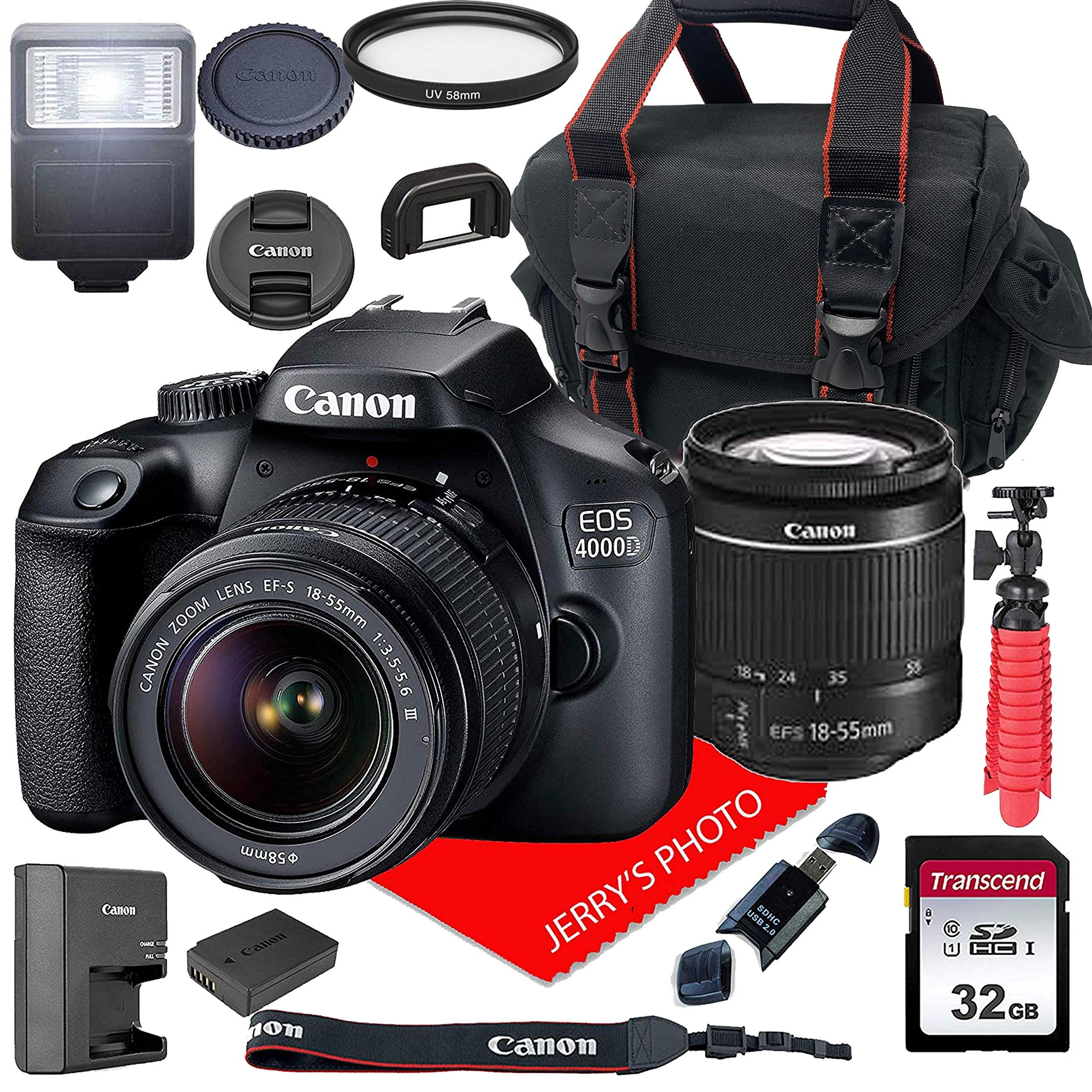Canon EOS 4000D Rebel T100