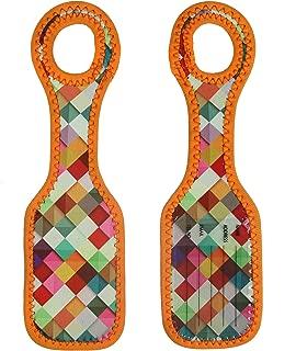 Neoprene Designer Luggage Tags by ART OF TRAVEL