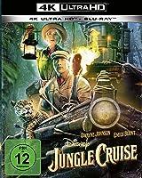 Jungle Cruise (4K Ultra HD) 2D)