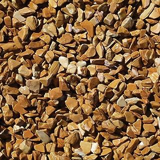 Exotic BPWS468 Bean Pebbles, Wood, 5 Pounds