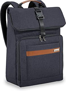Kinzie Street Medium Foldover Backpack