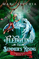 A Fledgling for Summer's Rising (Santaclaws Book 3) Kindle Edition