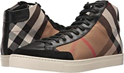 Burberry - Painton House Check High Top
