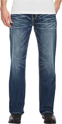 Rock and Roll Cowboy - Double Barrel in Medium Wash M0S5122