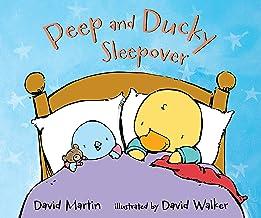 Peep and Ducky Sleepover