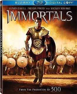 Immortals | Blu-ray | Arabic Subtitle Included