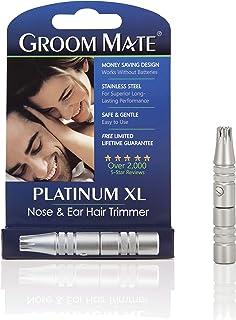 Groom Mate 鼻毛・耳の毛カッター プラチナ XL 25400