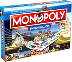 Winning Moves Monopoly Galicia (10223), multicolor, 40 x 27