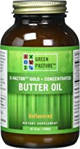 X-Factor High Vitamin Gold Butter Oil 8oz Gel - PLAIN Flavor