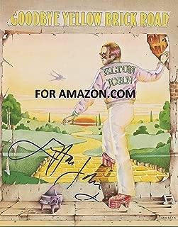Best elton john autographed memorabilia Reviews