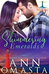 Shimmering Emeralds: A suspenseful opposites attract small-town romance (Brunswick Bay Harbor Gems Book 3) Kindle Edition