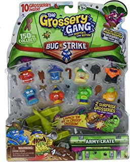 The Grossery Gang S4 Bug Strike Large Pack
