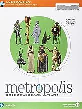 Scaricare Libri Metropolis. Per le Scuole superiori. Con e-book. Con espansione online: 1 PDF
