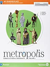 Metropolis. Per le Scuole superiori. Con e-book. Con espansione online: 1