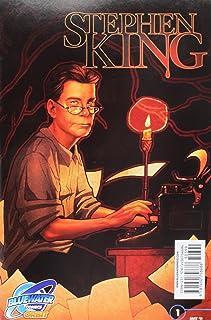 Orbit: Stephen King (one shot)