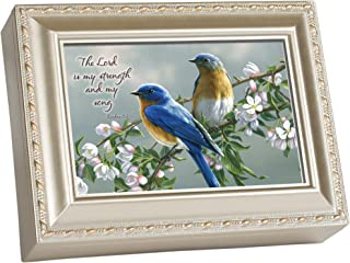 Image of Amazing Grace Bluebird Music Box